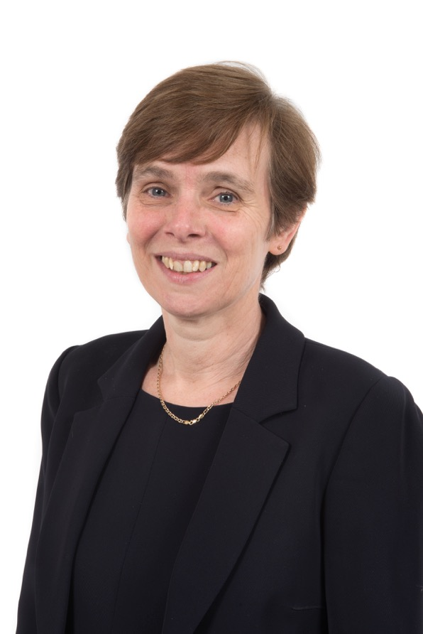 Elizabeth Aitken, Medical Director portrait