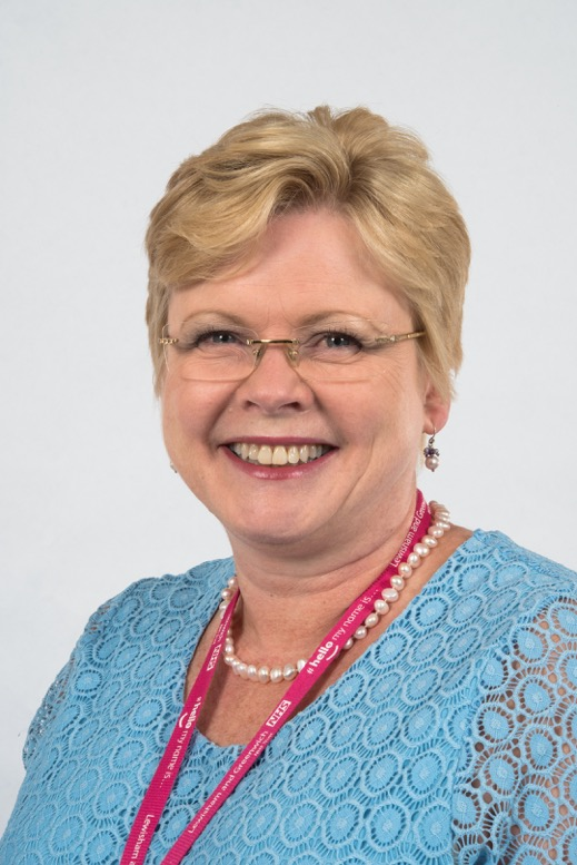 Claire Champion , Deputy Chief Executive and Director of Nursing and Clinical Quality portrait
