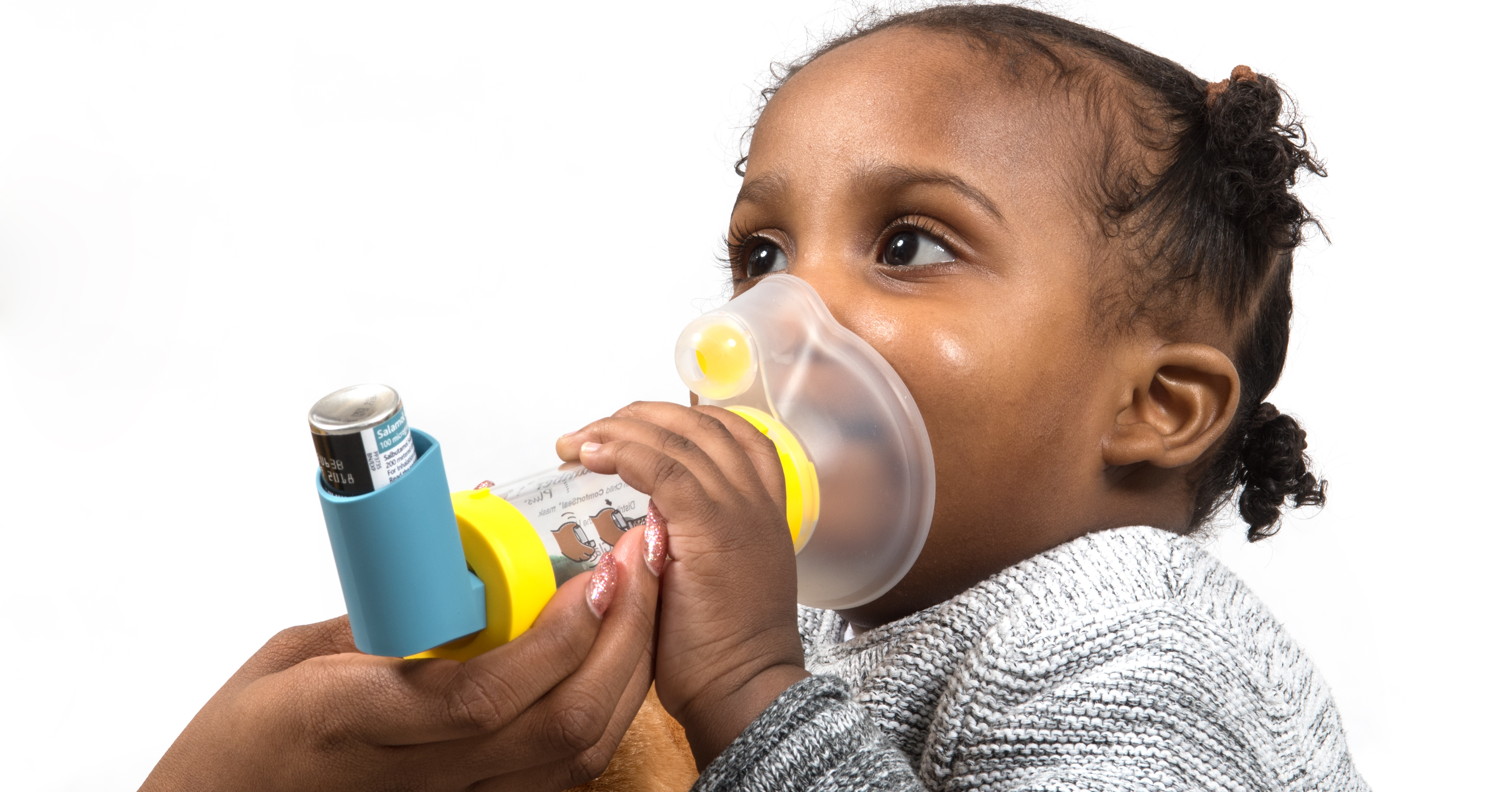 Children's community asthma service