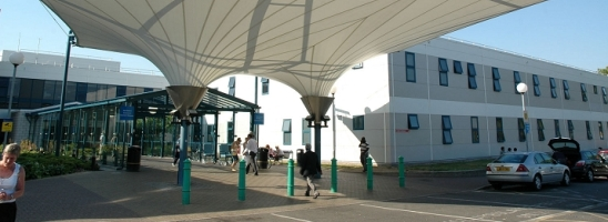 QEH main entrance